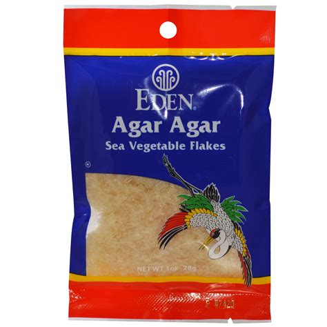 agar agar cuisine foods agar agar sea vegetables flakes 1 oz 28 g
