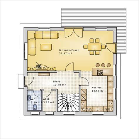 Kosten Einfamilienhaus Mit Keller by Grundriss Einfamilienhaus Mit Keller Einfamilienhaus