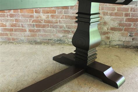 foot long harvest table ecustomfinishes