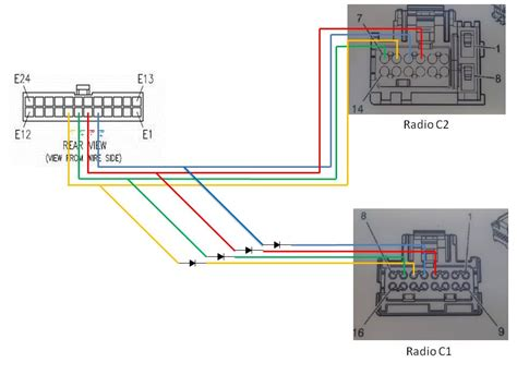 2007 Saturn Ion Radio Wire Diagram by Bluetooth With Bgm25v8 Page 3 Saturn Sky Forums