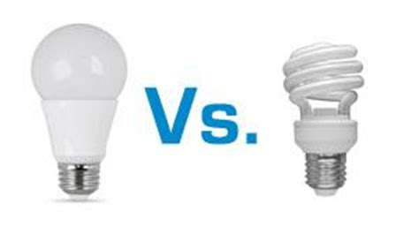 led light bulbs vs cfl light bulbs which is best for me