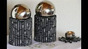 Dekoschnee Selber Machen : basteln mit papier oder tapete wohnraumdeko teelichtuntersatz vase youtube ~ Watch28wear.com Haus und Dekorationen