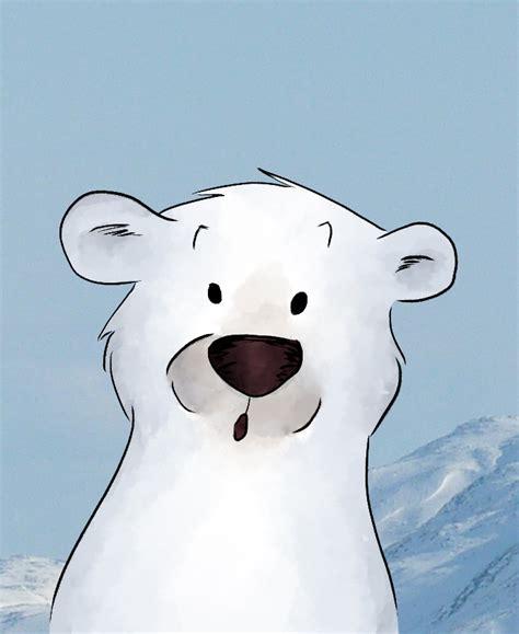 faire une cuisine soi meme illustration animale l ours polaire dinett