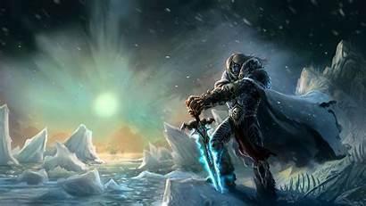 Wallpapers Desktop Warcraft Gaming Backgrounds Games 2160