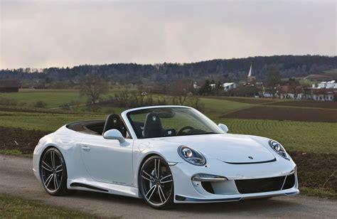 porsche gemballa gemballa gives porsche 911 carrera s cabrio cool styling
