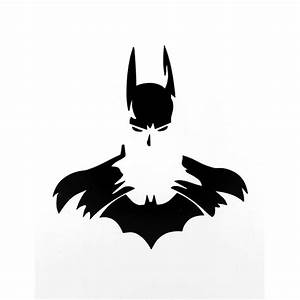 Batman Logo Die Cut Vinyl Decal PV173 Vinyl Decals