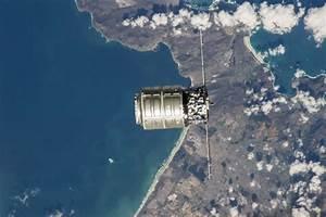The First Cygnus Commercial Cargo Spacecraft | NASA