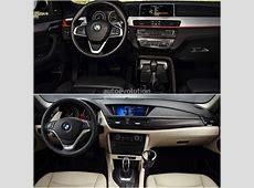 2016 BMW F48 X1 vs BMW E84 X1 Photo Comparison autoevolution
