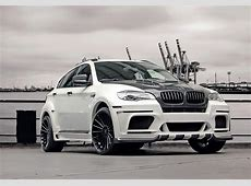 Oh, No, Look What They DD to a BMW X6M! Carscoops