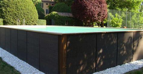 piscine hors sol acier resine achat vente chez irrijardin