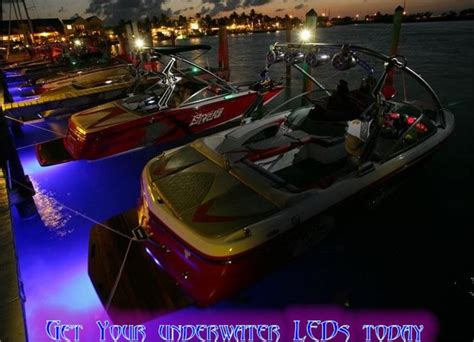 Wake Boat Mechanic by Your Mobile Technician Led Installation