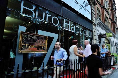 Emerging Architects Exhibition At Buro Happold Unit
