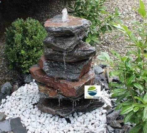 Springbrunnen Bauen  Wasser Im Garten  Bauen Und Wohnen