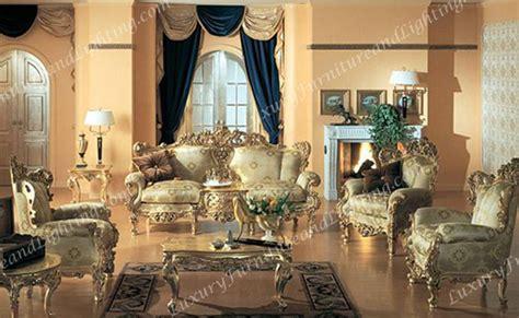 Living Room Furniture Luxury