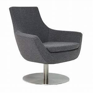 Modern, Chairs, Usa, Joy, Swivel, Lounge, Chair