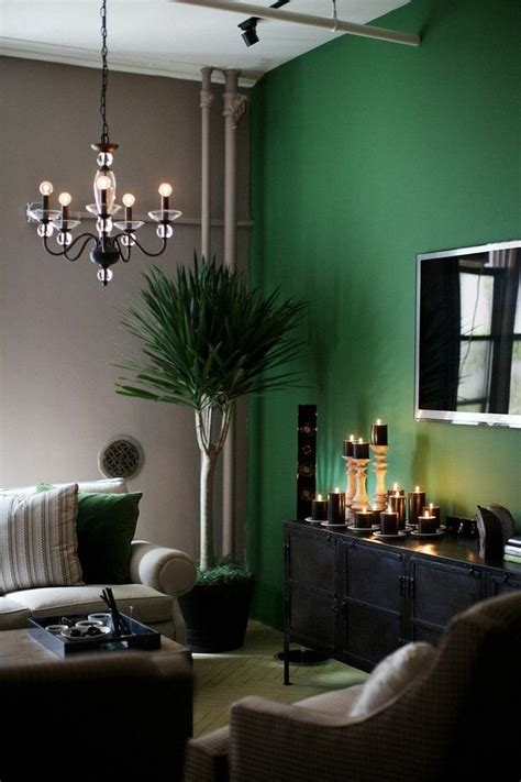 Ideas Green Walls by Why It Works Cozy Seating Rue Magazine Living Rooms