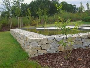 Trockenmauer Bauen Ohne Fundament : trockenmauerbau mit naturstein teil 3 der service ~ Lizthompson.info Haus und Dekorationen