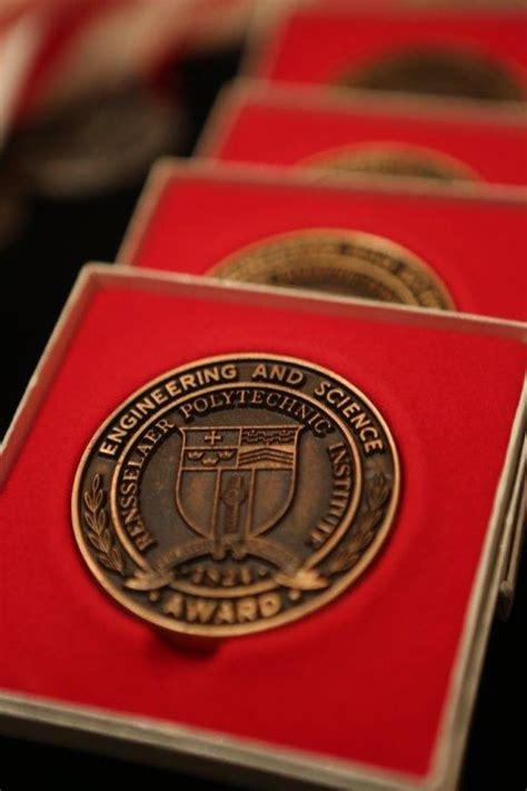 rensselaer medal celebrating  years  supporting