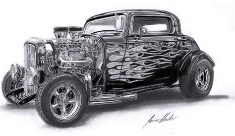 school hot rod art  ford hot rod  lowrider girl