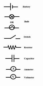 electrical schematic symbols studycom With symbols in circuit