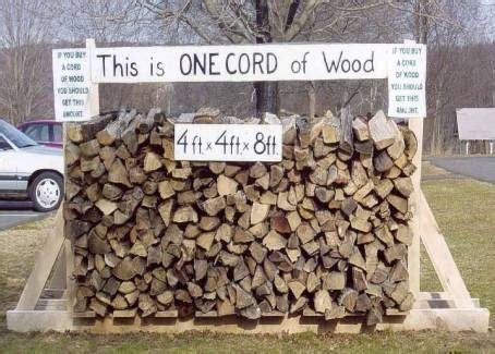 how much is a cord of wood grateful trees bees blog how much wood is in a cord
