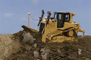 cat tractors cat d6t tractor 1