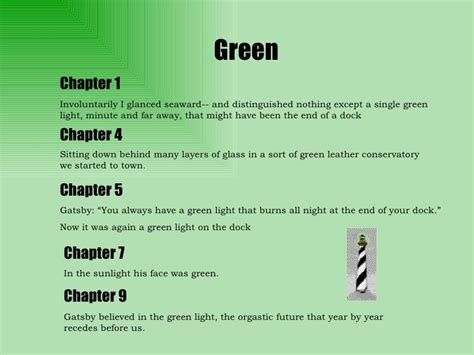 Gatsby Believed In The Green Light by Quotes About Green Light 61 Quotes