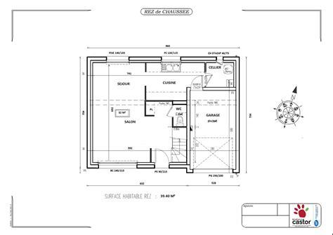 plan maison r 1 plan maison 100m2 r 1