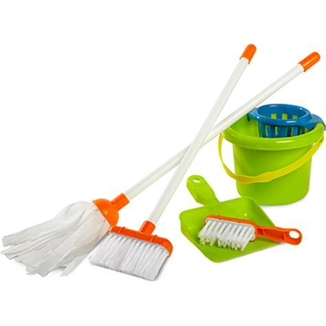 Little Tikes Little Helpers Cleaning Set   Pretend Play