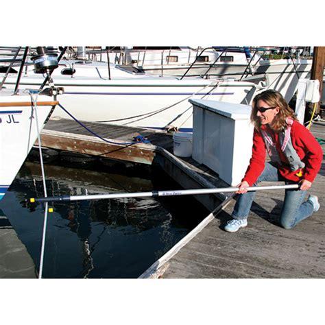 West Marine Boat Hook by West Marine Floating Telescoping Boat Hooks West Marine