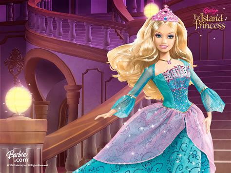 Wallpaper 2012 Wallpaper Barbie Princess