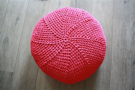 tricoter un pouf rond tricoter un pouf rond 28 images comment tricoter un coussin rond nos conseils tricoter un
