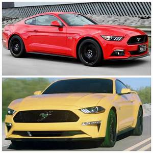 2018 Mustang Gt : 2018 ford mustang gt convertible looks mean and lean in this accurate rendering autoevolution ~ Maxctalentgroup.com Avis de Voitures