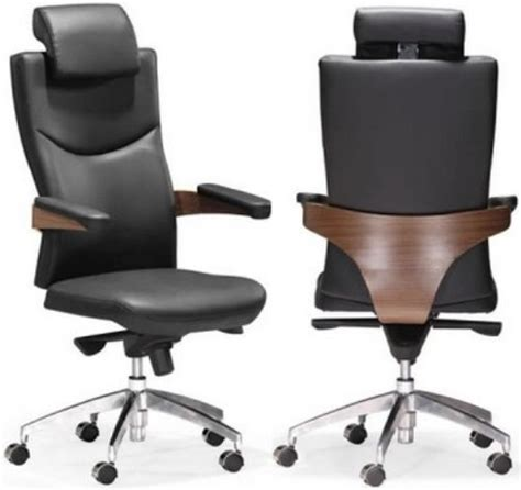 zuo modern 205880 chairman office chair black look