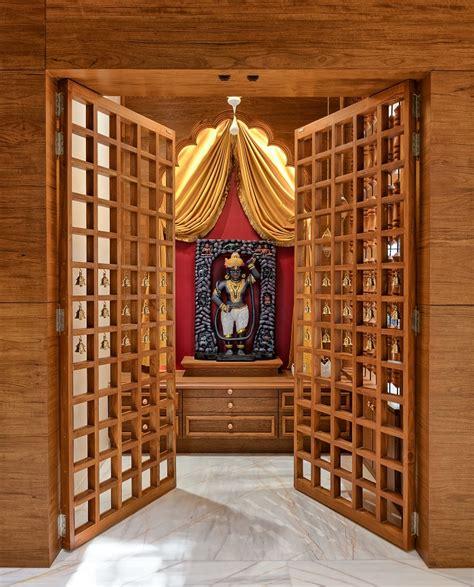 traditional modern pooja room mandir designs
