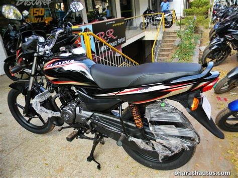 Platina Modified by New Bajaj Platina Es A Test Ride Experience