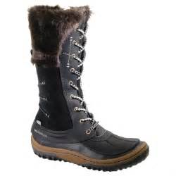 s boots uk waterproof 39 s merrell 13 quot decora prelude waterproof insulated winter boots 583704 winter