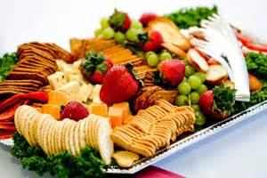 planning party platters