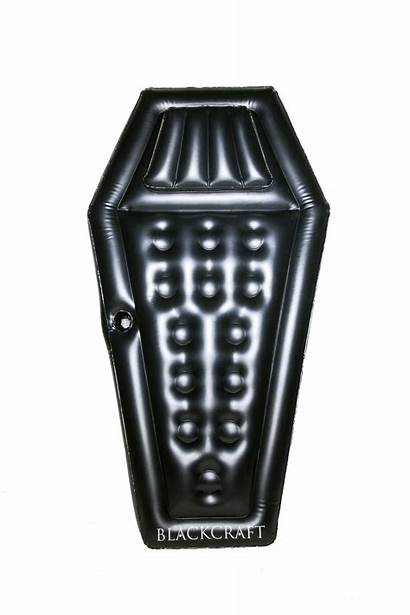 Coffin Float Pool Inflatable Goth Floats Blackcraftcult