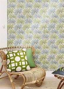 Papier Peint Deco : des papier peints tropicaux en attendant l t aventure d co ~ Voncanada.com Idées de Décoration