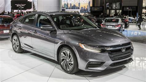 Honda Reveals 2019 Insight Hybrid For New York Show Autoblog