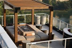 terrasse design roof terrace in central park idesignarch interior design architecture interior