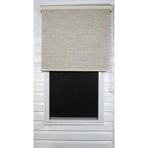 coolaroo linen exterior roller shade 92 uv block price