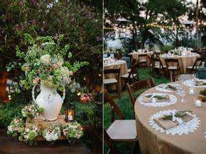 outside wedding decorations decorating your outdoor wedding and reception with flowers flowers 39