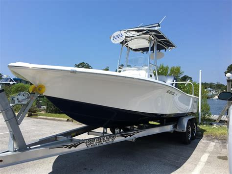 Tidewater Boats For Sale Nc by 2014 Tidewater 2200 Carolina Bay Power Boat For Sale Www