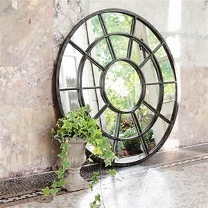 Miroir Fenetre Maison Du Monde : miroir anjou maisons du monde ~ Teatrodelosmanantiales.com Idées de Décoration