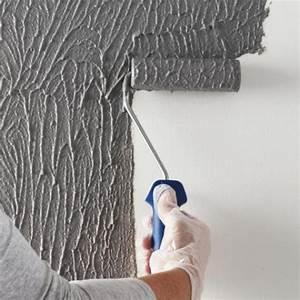 Crépi Intérieur Au Rouleau : d corer les murs avec un enduit d polluant ~ Dailycaller-alerts.com Idées de Décoration
