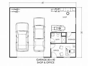 Custom Garage Layouts, Plans, and Blueprints True Built Home