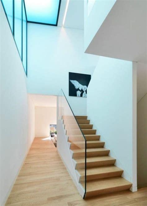 Glasgeländer Treppe Preis by Treppe Mit Glasgel 228 Nder F 252 R Schickes Interieur Treppen