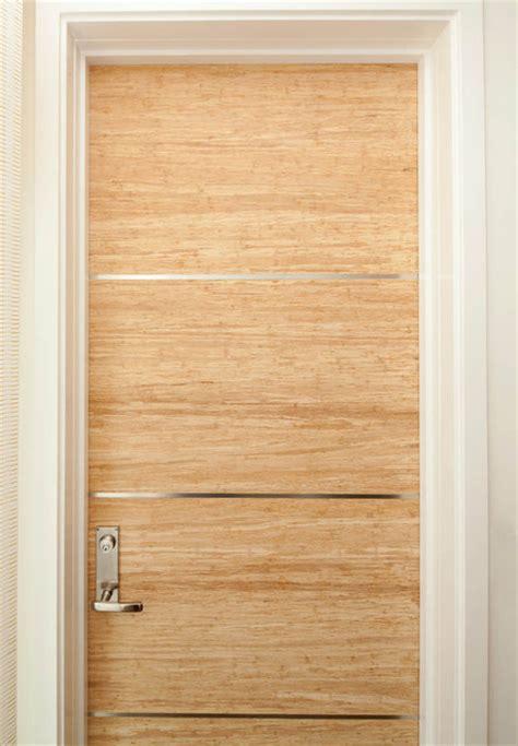 bamboo doors contemporary interior doors san luis